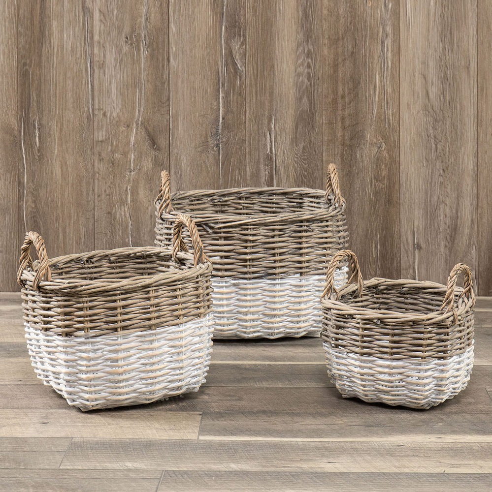 Shaded Baskets