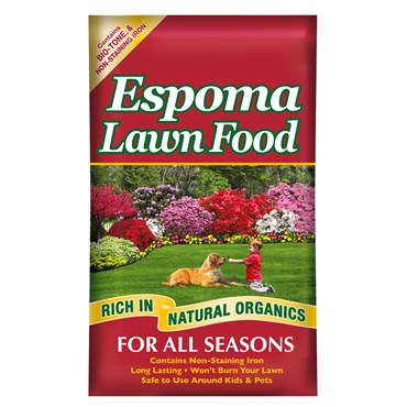 Espoma, All Seasons Lawn Food