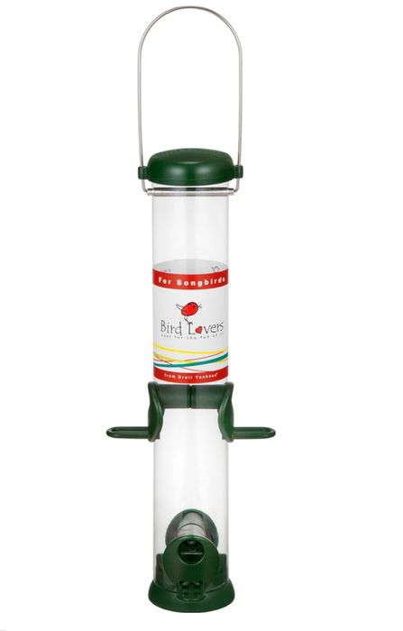 Droll Yankee Tube Bird Feeder: 15 inch