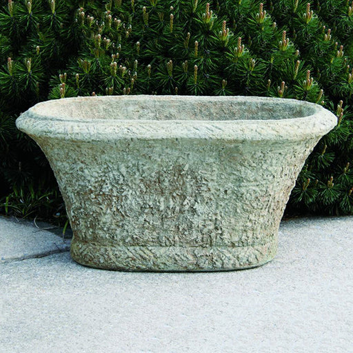 "13"" Imperial Oval Planter"
