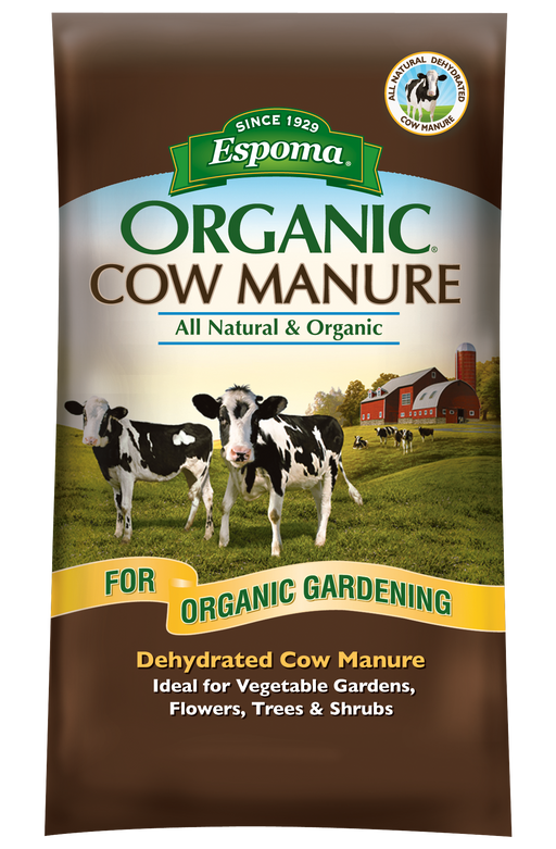 Espoma Organic Dehydrated Cow Manure All Natural & Organic