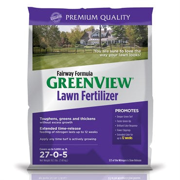 Fairway Lawn Fertilizer
