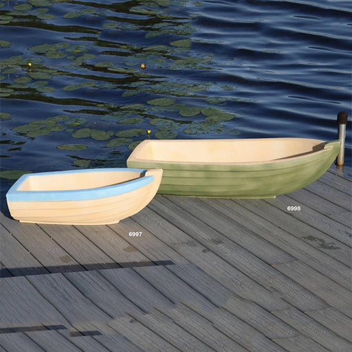 Row Boat Planters