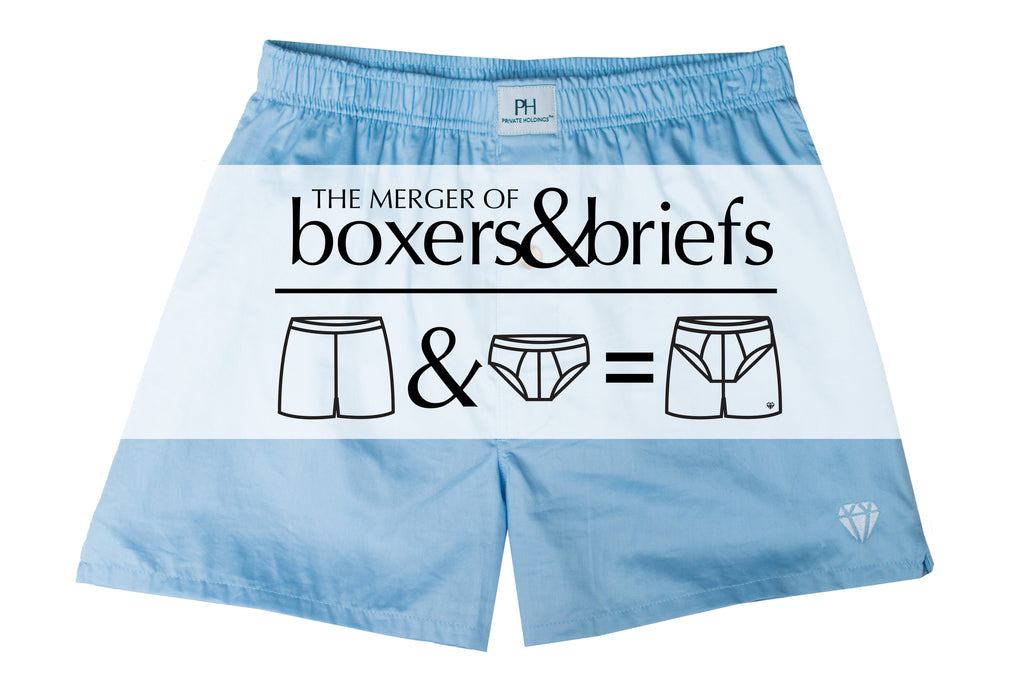 blue boxer brief private holdings