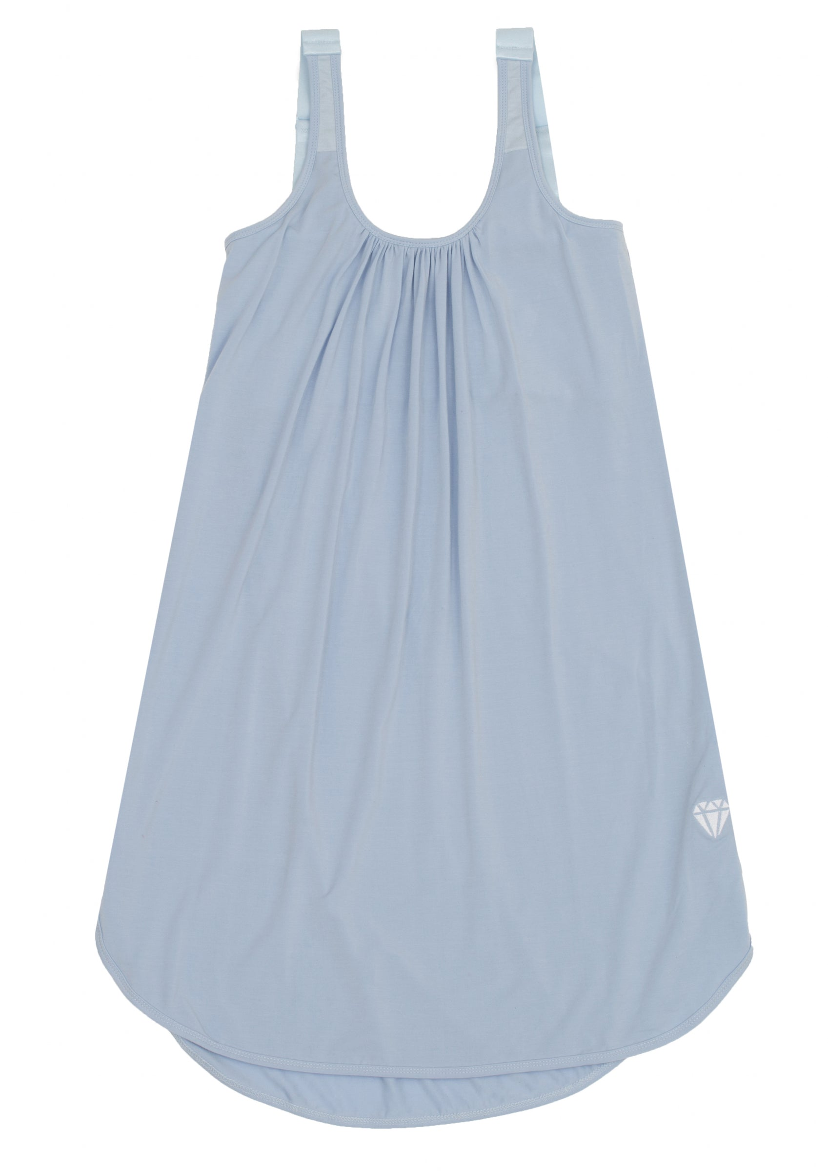 Private Holdings baby blue nightgown