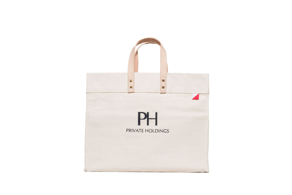 Private Holdings Box Tote