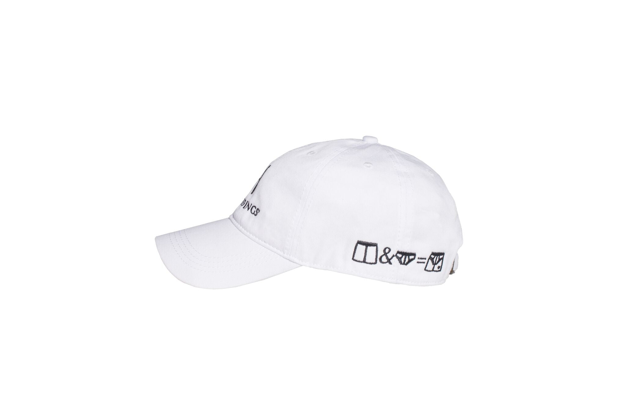 White Private Holdings Hat