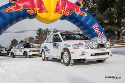 2019 Sno*Drift Rally - ARA O2WD 2nd Place Finish