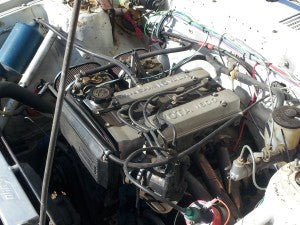 Streetwise 1982 Toyota Rally Engine