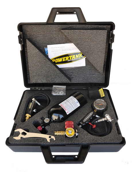 Nitrogen N2 Shock Inflator Kit for Race or Shop - Streetwise