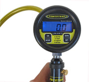 High Accuracy Tire Inflator Gauge  0-100 PSI, .25% Accuracy - Streetwise