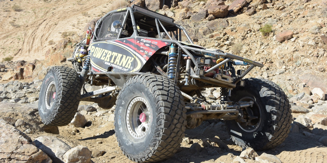 KOH 2015 Powertank Buggy
