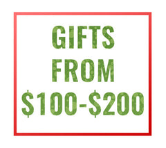 GIFTS FROM $100 - $200