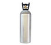 10 Pound Aluminum CO2 Cylinder w/Handle