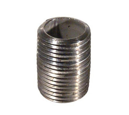 "1/2"" x 1"" Nipple - Stainless"