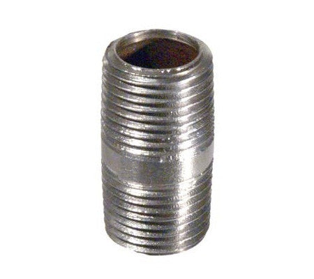 "1/2"" x 1 1/2"" Nipple - Stainless"
