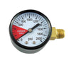 Regulator Gauge 0-2000 psi LHT