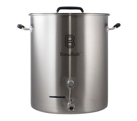 BrewBuilt 22 Gallon Kettle