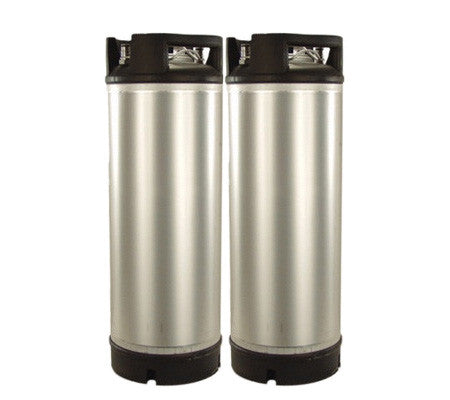 Corny Keg - 5 Gallon BRAND NEW Ball Lock 2 Pack
