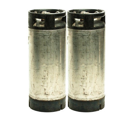 Corny Keg - 5 Gallon Used Pin Lock 2 Pack
