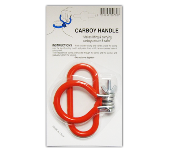 Carboy Handle - 3, 5, 6 Gallon Carboys