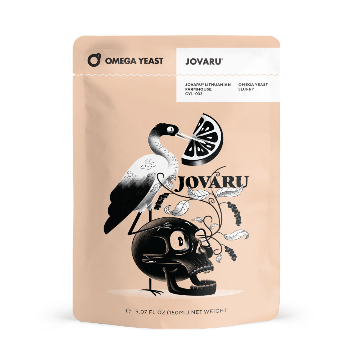 Omega Yeast OYL-033 Jovaru™ Lithuanian Farmhouse