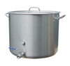 15 Gallon Stainless Deluxe Kettle w/Ball Valve