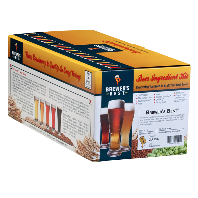 English Pale Ale Kit - Brewer's Best