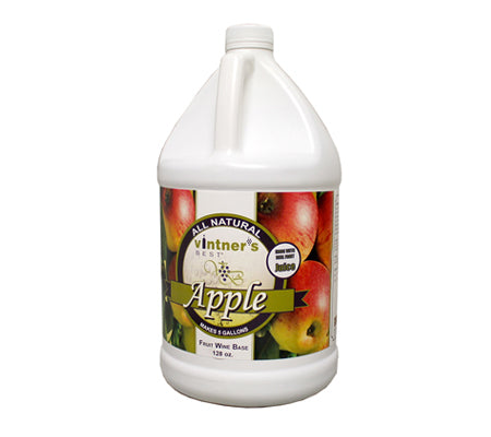 Apple Fruit Wine Base (1 gallon)