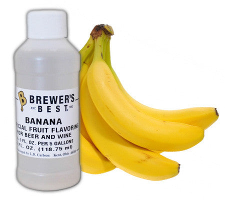 Banana Fruit Flavoring (4 oz)
