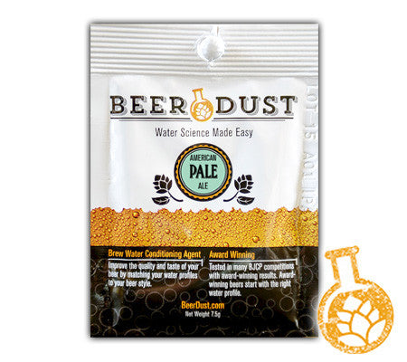Beer Dust American Pale Ale - Water Conditioner