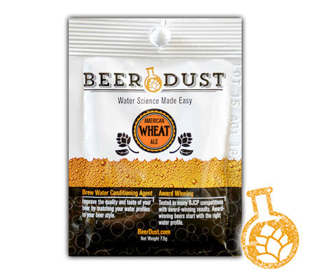 Beer Dust American Wheat Ale - Water Conditioner