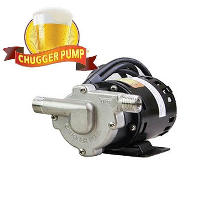 Chugger Pump - Inline Stainless Steel