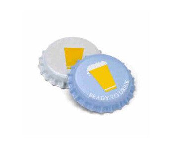 Cold Activated Oxygen Barrier Bottle Caps - 144 Count