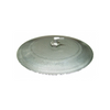 "Stainless Domed False Bottom - 9"" 5 Gal. Cooler"