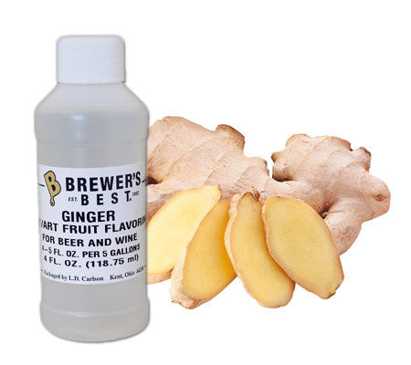 Ginger Flavoring (4 oz)