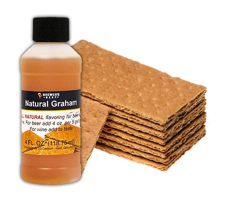 All Natural Graham Flavoring (4 oz)