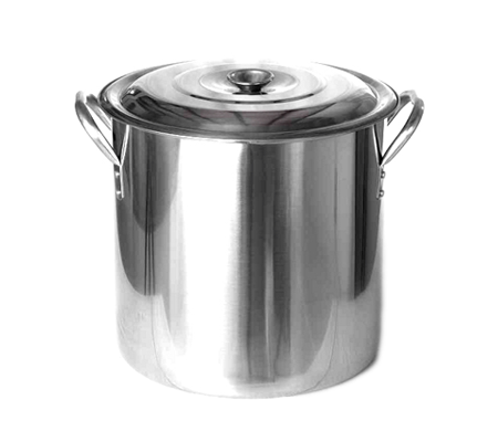 Stainless Economy Brew Kettle 5 Gallon
