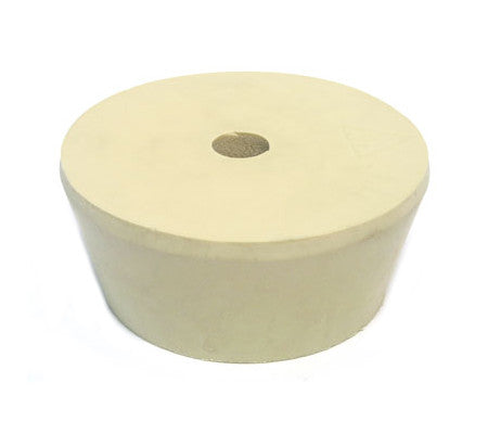 #11.5 Rubber Stopper (Drilled)