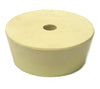 #12 Rubber Stopper (Drilled)