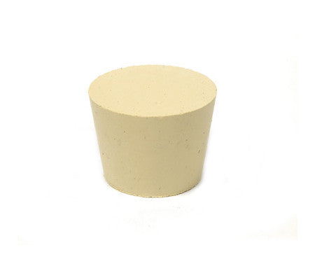 #6.5 Rubber Stopper (Solid)