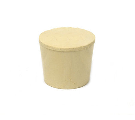 #6 Rubber Stopper (Solid)