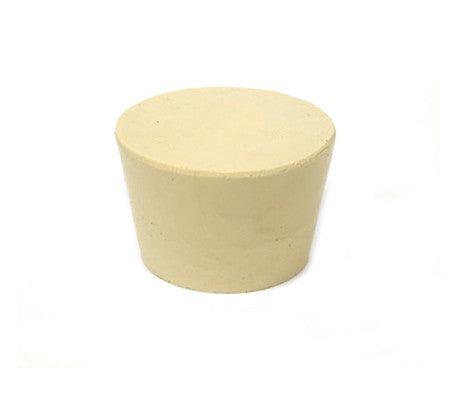 #7.5 Rubber Stopper (Solid)