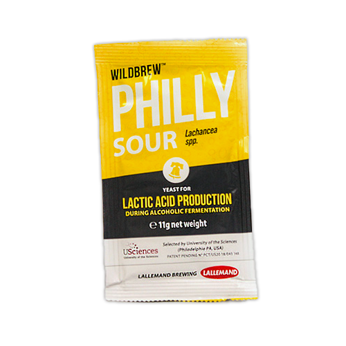 Philly Sour WildBrew™ Lactic Acid Yeast 11g