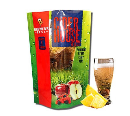 Pineapple Cider Kit - Cider House Select