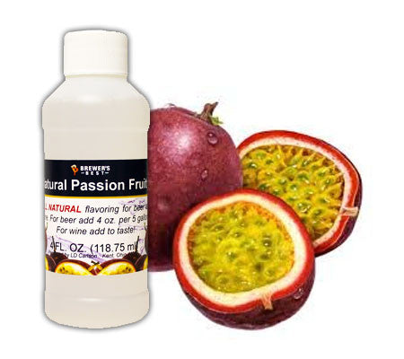All Natural Passion Fruit Flavoring (4 oz)