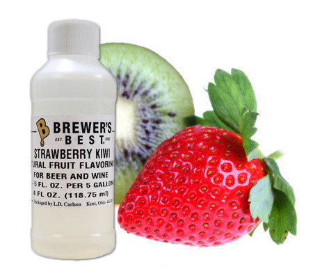Strawberry Kiwi Fruit Flavoring (4 oz)
