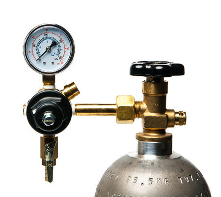Taprite Single Gauge CO2 Regulator