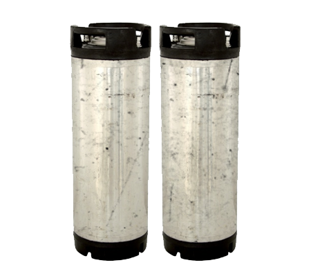 Corny Keg - Used Ball Lock Keg 5 Gallon - 2 Pack