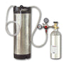 Kegging Starter Kit - Used Keg 5 Lb. Tank